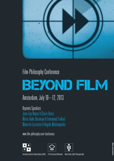 film-philosophy conference 2013